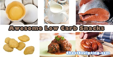 Awesome Low Carb Snacks