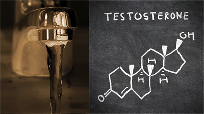 Byproducts in Drinking Water Lower Testosterone Levels