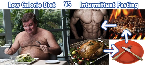 Low Calorie Diet VS Intermittent Fasting