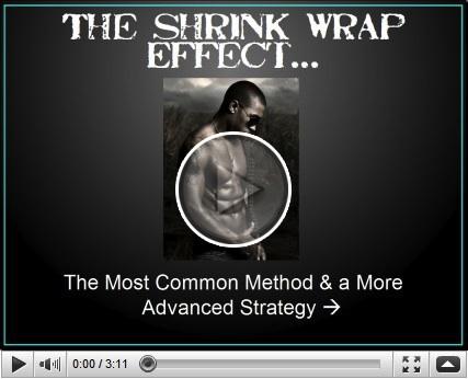 Visual Impact Shrink Wrap Effect