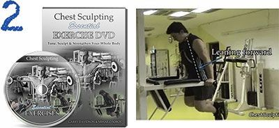 Chest Sculpting Essential Exercise DVD Series