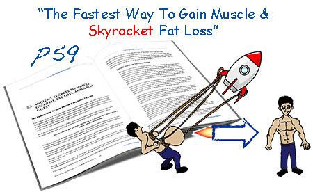 Fastest way to gain muscle & skyrocket fat loss