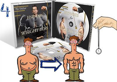 Hypnosis For Weight Loss Audio Series