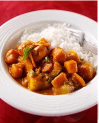 Man Boob Curry