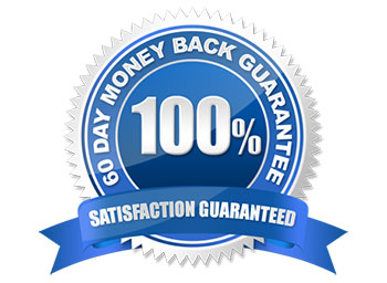 100% 60-Day Money Back Guarantee