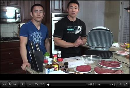 Zero Willpower Cooking Beef