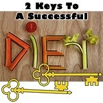 The Two Key Factors For A Successful Diet