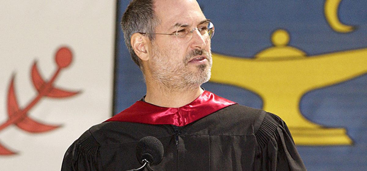 Steve Jobs Stanford Seech