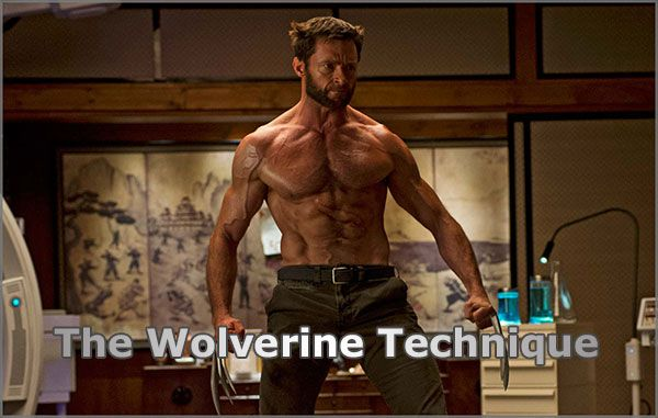Lose Man Boobs With The Wolverine Technique - Chest Sculpting-5948