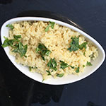Lose Your Man Boobs With This Powerful Cauliflower Rice Recipe