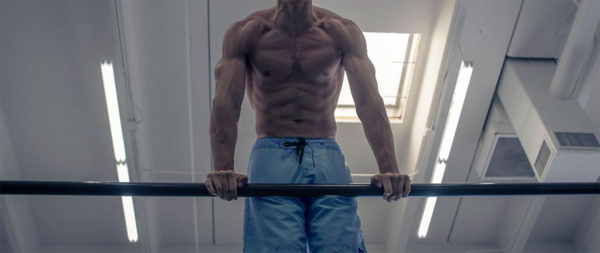 Bodyweight Training For Losing Man Boobs