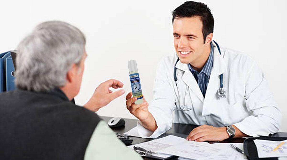 Doctor Recommends Progesterone Cream