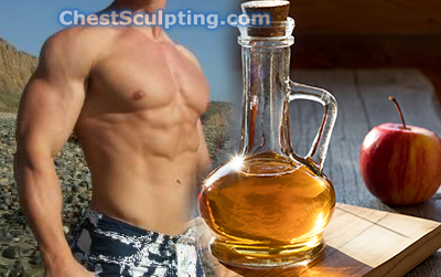 Apple Cider Vinegar For Man Boobs