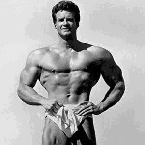 Steve Reeves Wide Chest