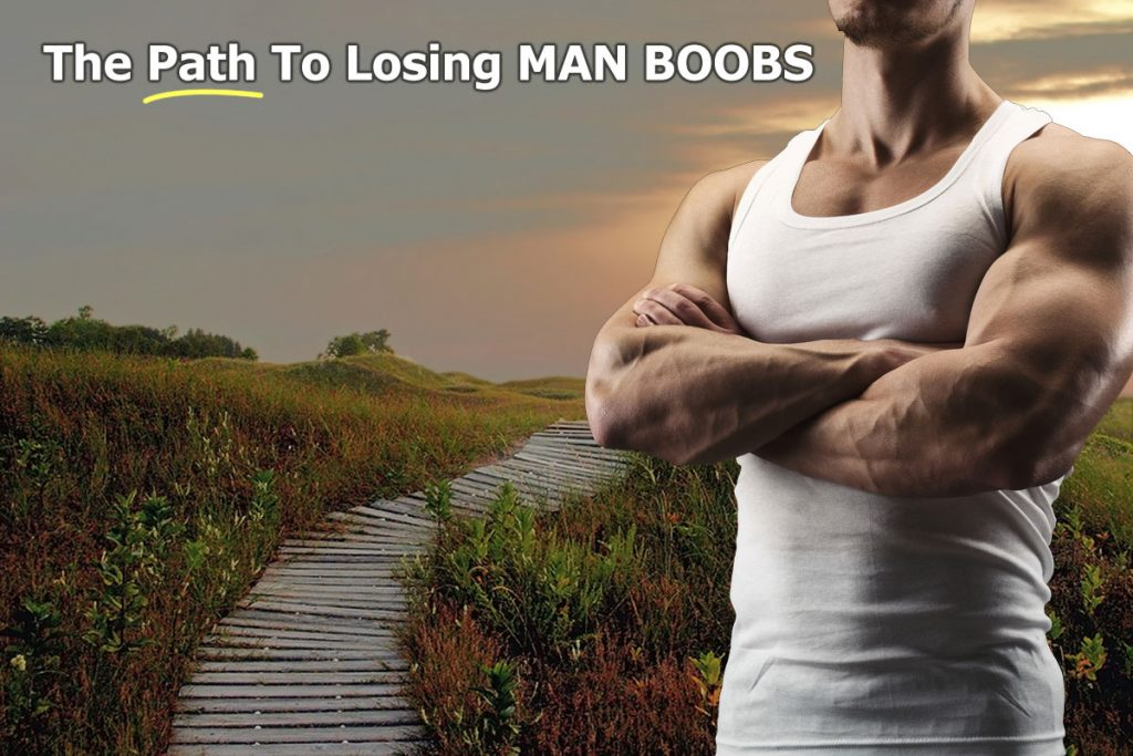 The Path To Losing Man Boobs